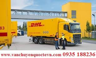Chuyển phát nhanh DHL tại HCM