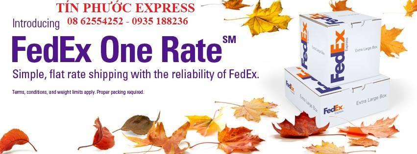 Chuyển phát nhanh Fedex tại Việt Nam