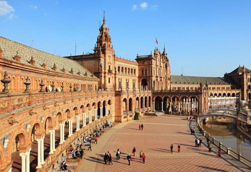 Chuyển phát nhanh Ups đi Tây Ban Nha - Spain