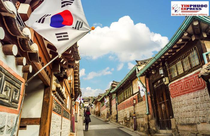 Chuyên tuyến Hàn Quốc