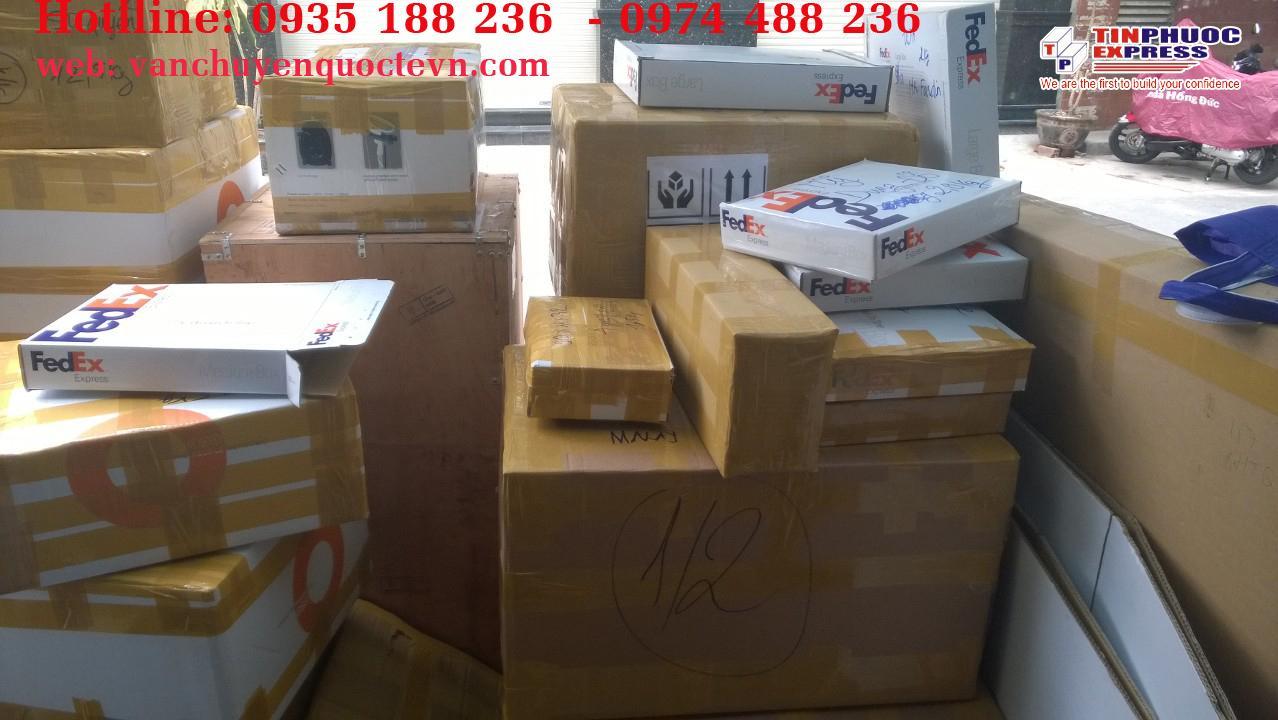 Công ty vận chuyển hàng hóa quốc tế ở Tân Bình