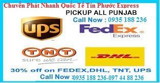 Công ty vận chuyển quốc tế ở quận 12