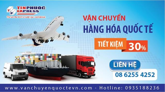 Công ty vận chuyển quốc tế