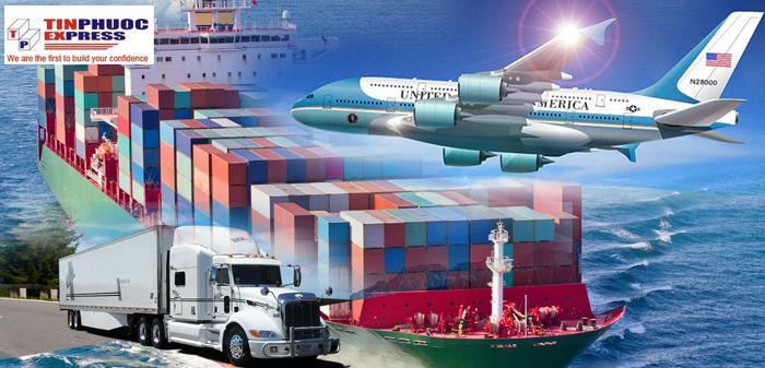 Giá cước vận chuyển hàng đi châu Âu