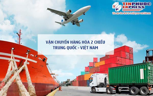 Giá cước vận chuyển Trung Quốc