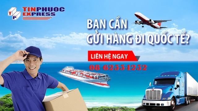 Gửi hàng đi Canada tại Nha Trang
