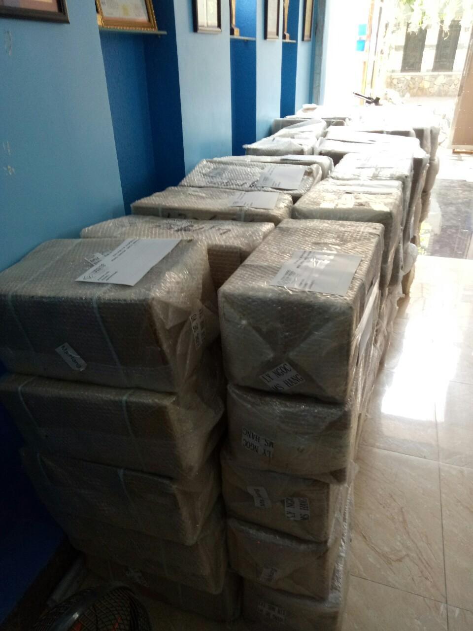 Gửi hàng đi Mỹ tại Nha Trang bao nhiêu 1kg