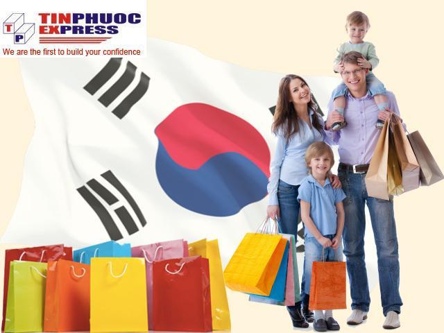 Nhập hàng Hàn Quốc
